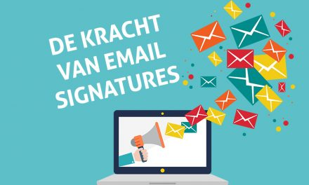 De kracht van email handtekeningen