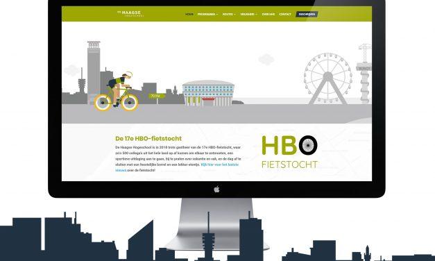 Lancering: HBO-fietstocht