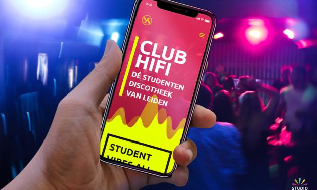 Lancering: Club HiFi