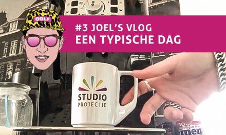 #3 Een typische dag als stagiair – Joëls Vlog