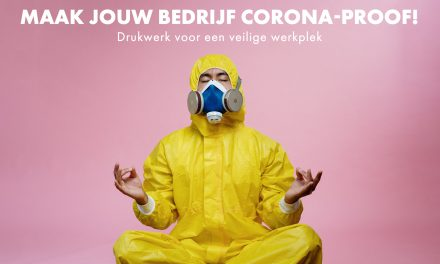 Maak jouw bedrijf corona-proof