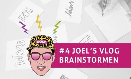 #4 brainstormsessie – Joëls Vlog